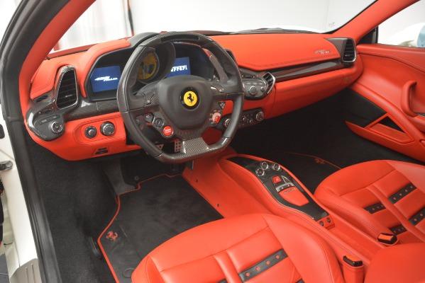 Used 2012 Ferrari 458 Italia for sale Sold at Aston Martin of Greenwich in Greenwich CT 06830 13