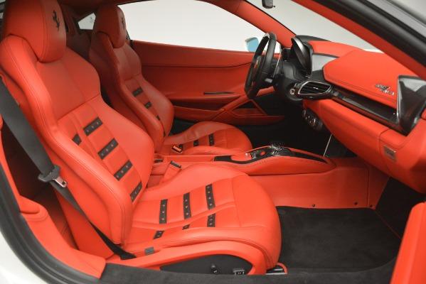 Used 2012 Ferrari 458 Italia for sale Sold at Aston Martin of Greenwich in Greenwich CT 06830 18