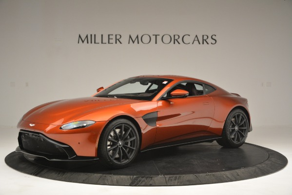 Used 2019 Aston Martin Vantage Coupe for sale Sold at Aston Martin of Greenwich in Greenwich CT 06830 2