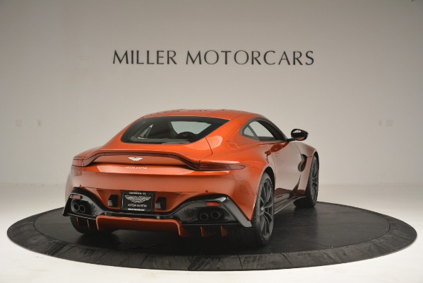 Used 2019 Aston Martin Vantage Coupe for sale Sold at Aston Martin of Greenwich in Greenwich CT 06830 7