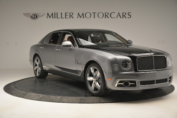 New 2019 Bentley Mulsanne Speed for sale Sold at Aston Martin of Greenwich in Greenwich CT 06830 11