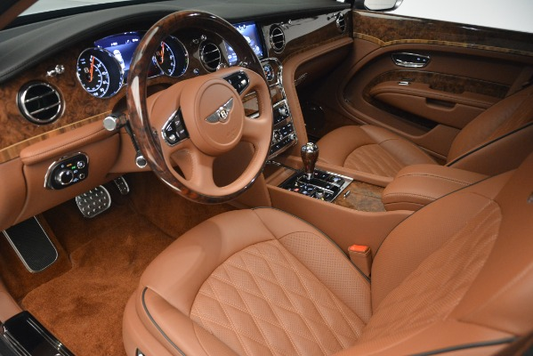 New 2019 Bentley Mulsanne Speed for sale Sold at Aston Martin of Greenwich in Greenwich CT 06830 13
