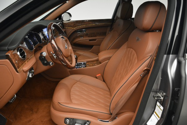 New 2019 Bentley Mulsanne Speed for sale Sold at Aston Martin of Greenwich in Greenwich CT 06830 14