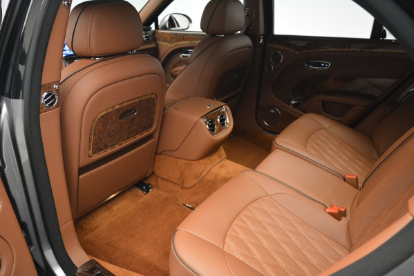 New 2019 Bentley Mulsanne Speed for sale Sold at Aston Martin of Greenwich in Greenwich CT 06830 17