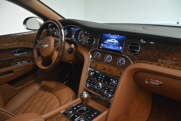 New 2019 Bentley Mulsanne Speed for sale Sold at Aston Martin of Greenwich in Greenwich CT 06830 18