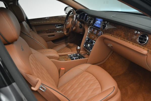 New 2019 Bentley Mulsanne Speed for sale Sold at Aston Martin of Greenwich in Greenwich CT 06830 19