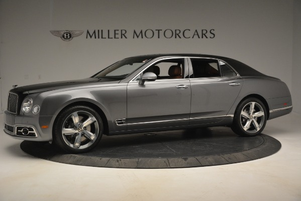 New 2019 Bentley Mulsanne Speed for sale Sold at Aston Martin of Greenwich in Greenwich CT 06830 2