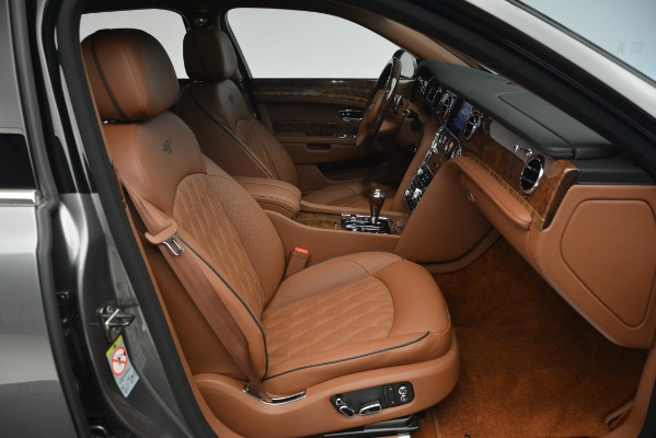 New 2019 Bentley Mulsanne Speed for sale Sold at Aston Martin of Greenwich in Greenwich CT 06830 20