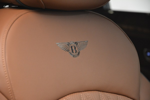New 2019 Bentley Mulsanne Speed for sale Sold at Aston Martin of Greenwich in Greenwich CT 06830 22
