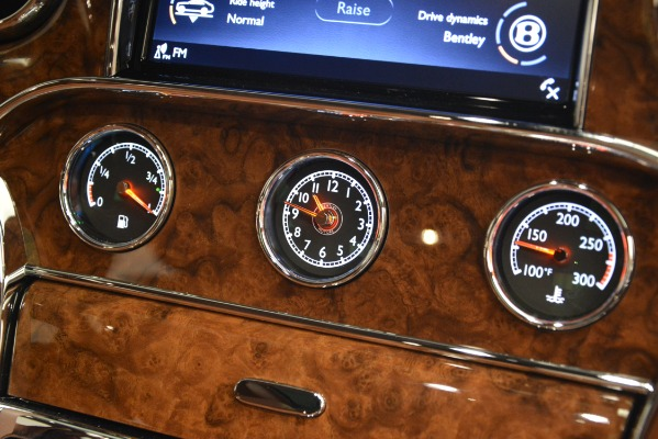 New 2019 Bentley Mulsanne Speed for sale Sold at Aston Martin of Greenwich in Greenwich CT 06830 25