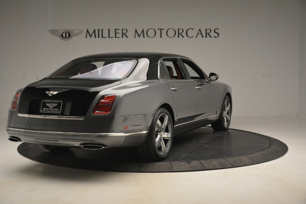 New 2019 Bentley Mulsanne Speed for sale Sold at Aston Martin of Greenwich in Greenwich CT 06830 7