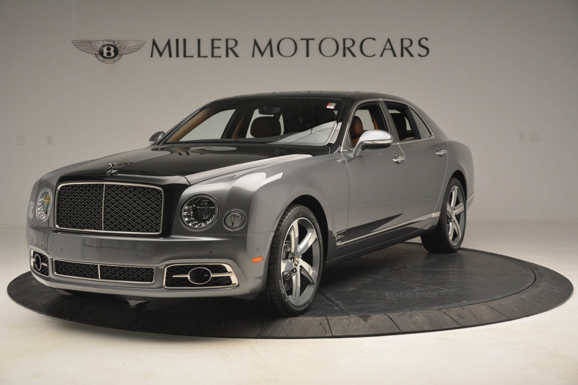 New 2019 Bentley Mulsanne Speed for sale Sold at Aston Martin of Greenwich in Greenwich CT 06830 1