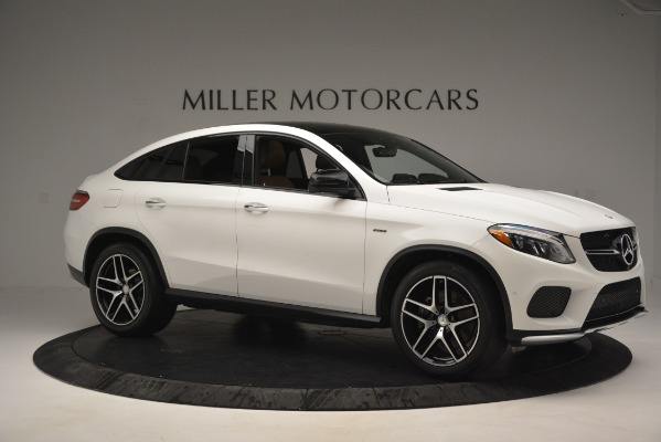 Used 2016 Mercedes-Benz GLE 450 AMG Coupe 4MATIC for sale Sold at Aston Martin of Greenwich in Greenwich CT 06830 10