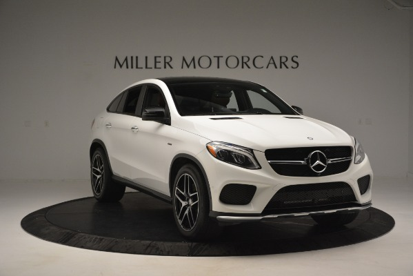 Used 2016 Mercedes-Benz GLE 450 AMG Coupe 4MATIC for sale Sold at Aston Martin of Greenwich in Greenwich CT 06830 11