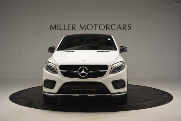 Used 2016 Mercedes-Benz GLE 450 AMG Coupe 4MATIC for sale Sold at Aston Martin of Greenwich in Greenwich CT 06830 12