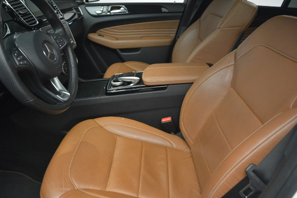 Used 2016 Mercedes-Benz GLE 450 AMG Coupe 4MATIC for sale Sold at Aston Martin of Greenwich in Greenwich CT 06830 14
