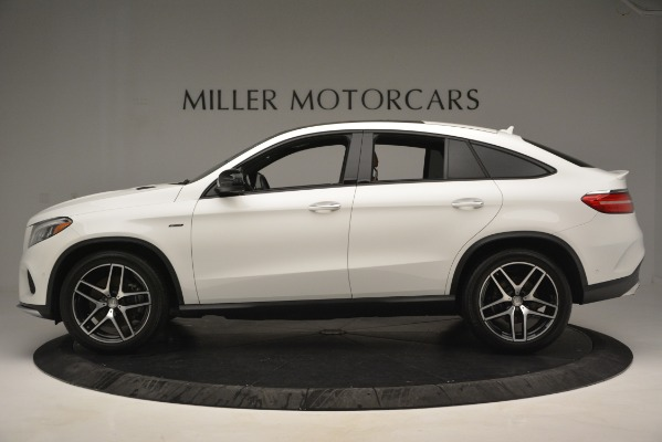 Used 2016 Mercedes-Benz GLE 450 AMG Coupe 4MATIC for sale Sold at Aston Martin of Greenwich in Greenwich CT 06830 3