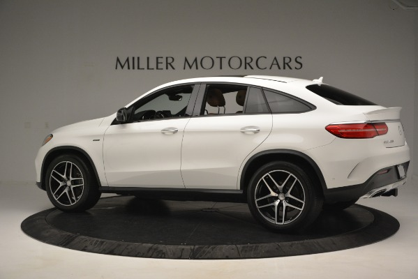 Used 2016 Mercedes-Benz GLE 450 AMG Coupe 4MATIC for sale Sold at Aston Martin of Greenwich in Greenwich CT 06830 4