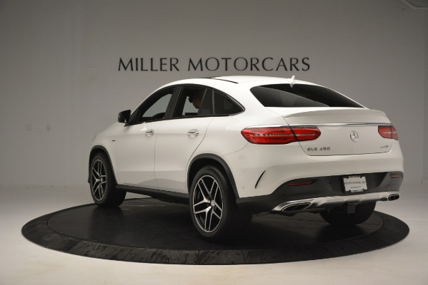 Used 2016 Mercedes-Benz GLE 450 AMG Coupe 4MATIC for sale Sold at Aston Martin of Greenwich in Greenwich CT 06830 5