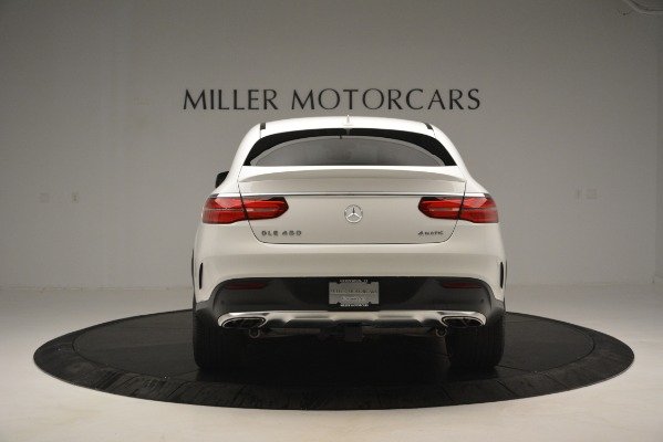 Used 2016 Mercedes-Benz GLE 450 AMG Coupe 4MATIC for sale Sold at Aston Martin of Greenwich in Greenwich CT 06830 6