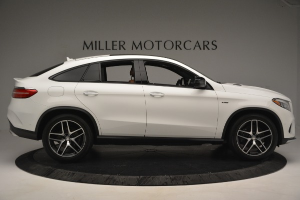 Used 2016 Mercedes-Benz GLE 450 AMG Coupe 4MATIC for sale Sold at Aston Martin of Greenwich in Greenwich CT 06830 9