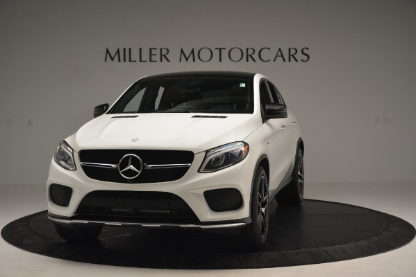 Used 2016 Mercedes-Benz GLE 450 AMG Coupe 4MATIC for sale Sold at Aston Martin of Greenwich in Greenwich CT 06830 1