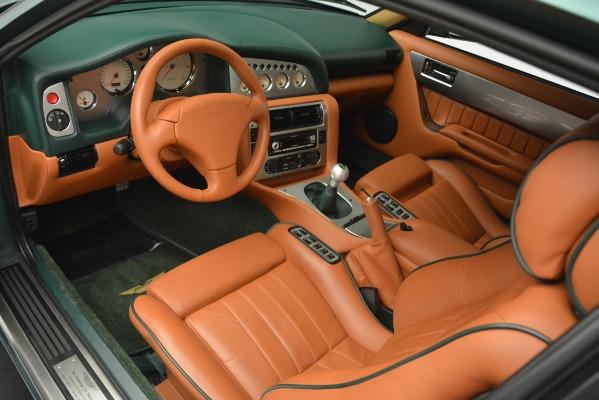 Used 1999 Aston Martin V8 Vantage Le Mans V600 Coupe for sale $550,000 at Aston Martin of Greenwich in Greenwich CT 06830 15