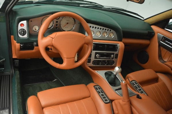 Used 1999 Aston Martin V8 Vantage Le Mans V600 Coupe for sale $550,000 at Aston Martin of Greenwich in Greenwich CT 06830 16