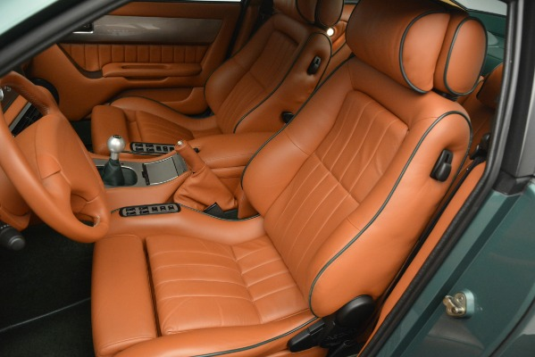 Used 1999 Aston Martin V8 Vantage Le Mans V600 Coupe for sale $550,000 at Aston Martin of Greenwich in Greenwich CT 06830 17