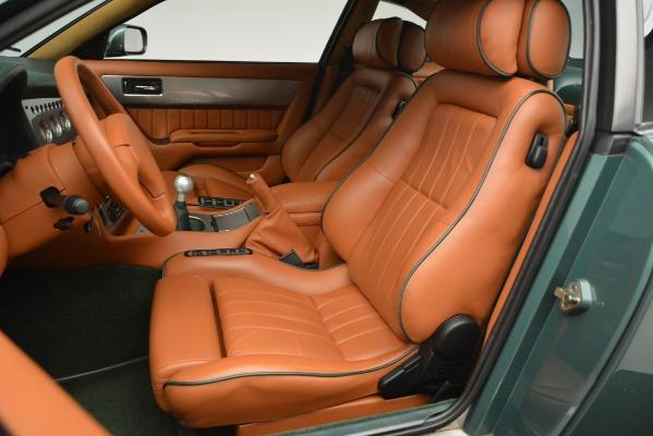 Used 1999 Aston Martin V8 Vantage Le Mans V600 Coupe for sale $550,000 at Aston Martin of Greenwich in Greenwich CT 06830 18