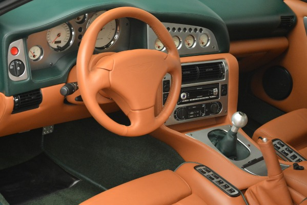 Used 1999 Aston Martin V8 Vantage Le Mans V600 Coupe for sale $550,000 at Aston Martin of Greenwich in Greenwich CT 06830 20