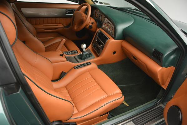 Used 1999 Aston Martin V8 Vantage Le Mans V600 Coupe for sale $550,000 at Aston Martin of Greenwich in Greenwich CT 06830 25