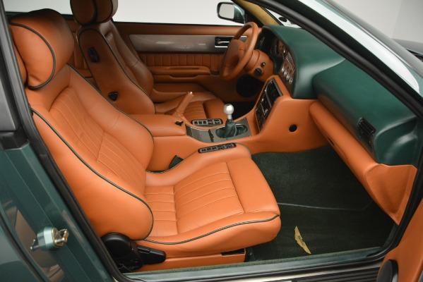 Used 1999 Aston Martin V8 Vantage Le Mans V600 Coupe for sale $550,000 at Aston Martin of Greenwich in Greenwich CT 06830 26