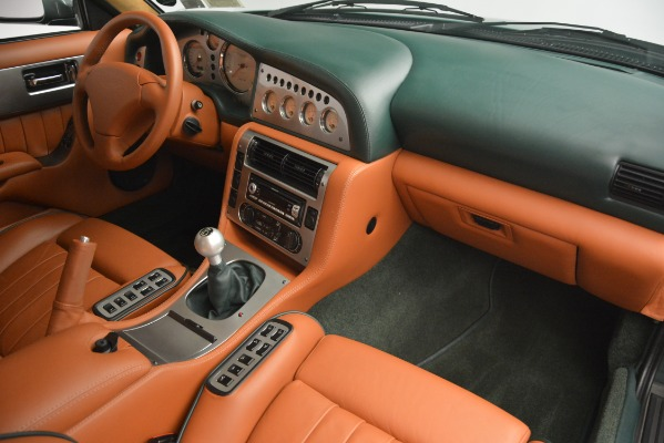Used 1999 Aston Martin V8 Vantage Le Mans V600 Coupe for sale $550,000 at Aston Martin of Greenwich in Greenwich CT 06830 28