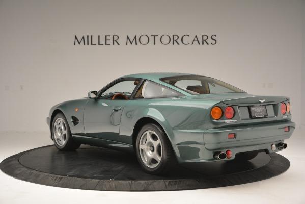 Used 1999 Aston Martin V8 Vantage Le Mans V600 Coupe for sale $550,000 at Aston Martin of Greenwich in Greenwich CT 06830 6