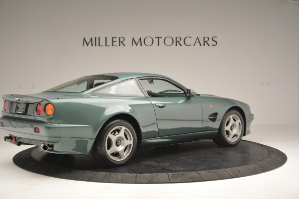 Used 1999 Aston Martin V8 Vantage Le Mans V600 Coupe for sale $550,000 at Aston Martin of Greenwich in Greenwich CT 06830 9