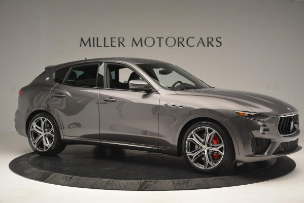 New 2019 Maserati Levante GTS for sale Sold at Aston Martin of Greenwich in Greenwich CT 06830 10