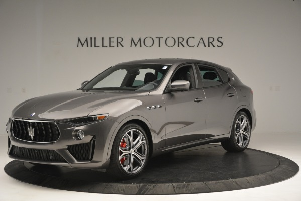 New 2019 Maserati Levante GTS for sale Sold at Aston Martin of Greenwich in Greenwich CT 06830 2
