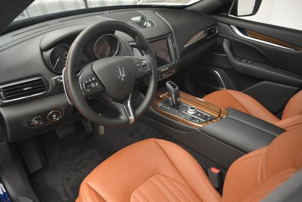 New 2019 Maserati Levante S Q4 GranLusso for sale Sold at Aston Martin of Greenwich in Greenwich CT 06830 19