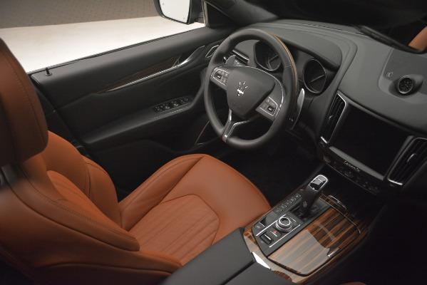 New 2019 Maserati Levante S Q4 GranLusso for sale Sold at Aston Martin of Greenwich in Greenwich CT 06830 20