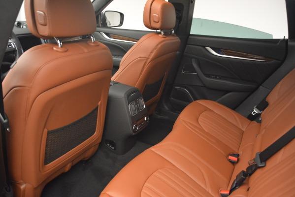 New 2019 Maserati Levante S Q4 GranLusso for sale Sold at Aston Martin of Greenwich in Greenwich CT 06830 22