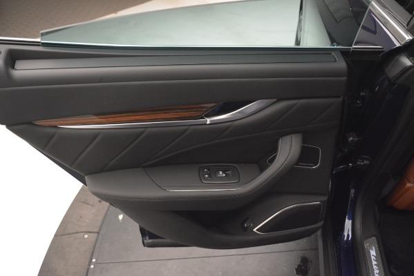 New 2019 Maserati Levante S Q4 GranLusso for sale Sold at Aston Martin of Greenwich in Greenwich CT 06830 23