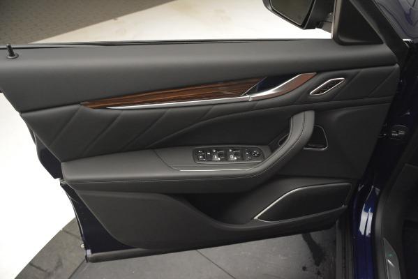 New 2019 Maserati Levante S Q4 GranLusso for sale Sold at Aston Martin of Greenwich in Greenwich CT 06830 24