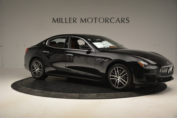 New 2019 Maserati Ghibli S Q4 for sale $57,900 at Aston Martin of Greenwich in Greenwich CT 06830 10