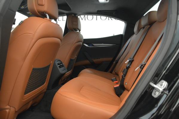 New 2019 Maserati Ghibli S Q4 for sale $57,900 at Aston Martin of Greenwich in Greenwich CT 06830 19
