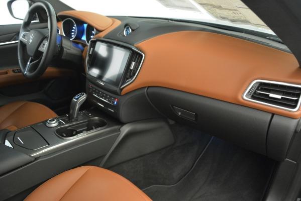 New 2019 Maserati Ghibli S Q4 for sale $57,900 at Aston Martin of Greenwich in Greenwich CT 06830 22