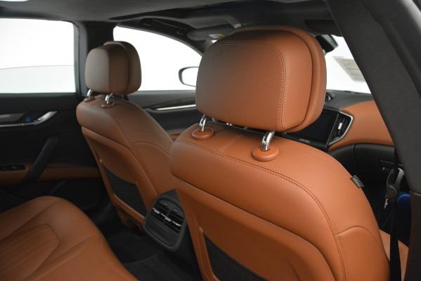New 2019 Maserati Ghibli S Q4 for sale $57,900 at Aston Martin of Greenwich in Greenwich CT 06830 28