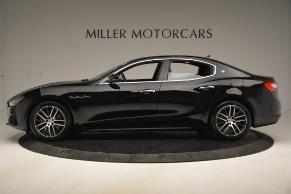 New 2019 Maserati Ghibli S Q4 for sale $57,900 at Aston Martin of Greenwich in Greenwich CT 06830 3