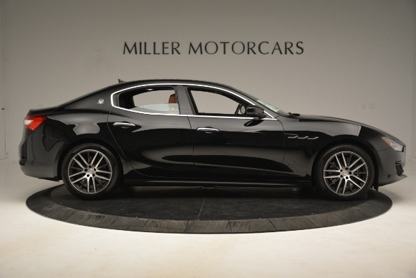 New 2019 Maserati Ghibli S Q4 for sale $57,900 at Aston Martin of Greenwich in Greenwich CT 06830 9