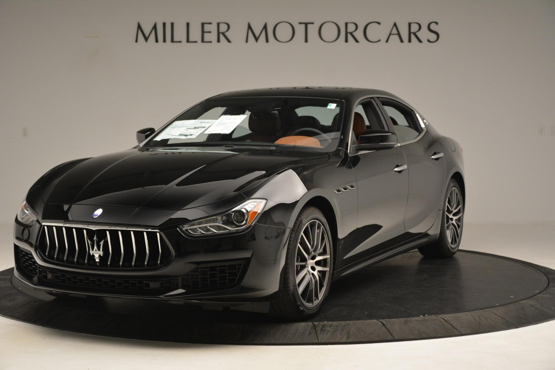New 2019 Maserati Ghibli S Q4 for sale $57,900 at Aston Martin of Greenwich in Greenwich CT 06830 1